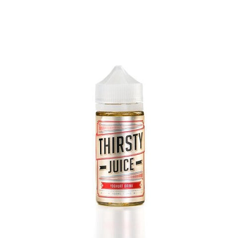 Yoghurt Drink 100ml RTV - Thirsty Juice Co - Geelong Vape Co.