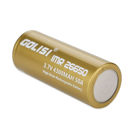 Golisi 26650 S43 Pro Series Battery - 4300mAh - Geelong Vape Co.