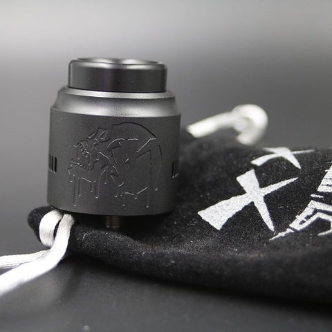 Suicide Mods Nightmare RDA - The Geelong Vape Co.