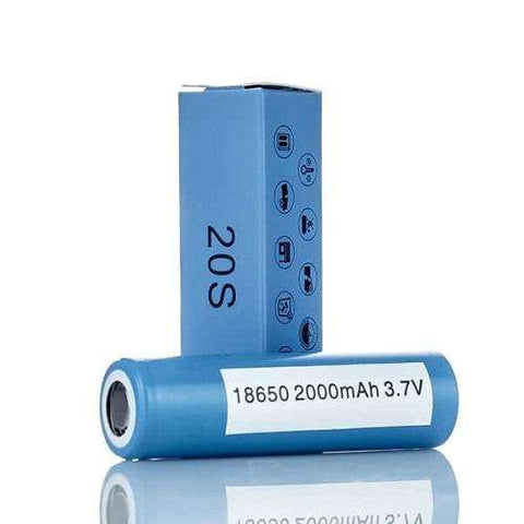 Samsung 20S 18650 2000 mAh 30A Battery - Geelong Vape Co.