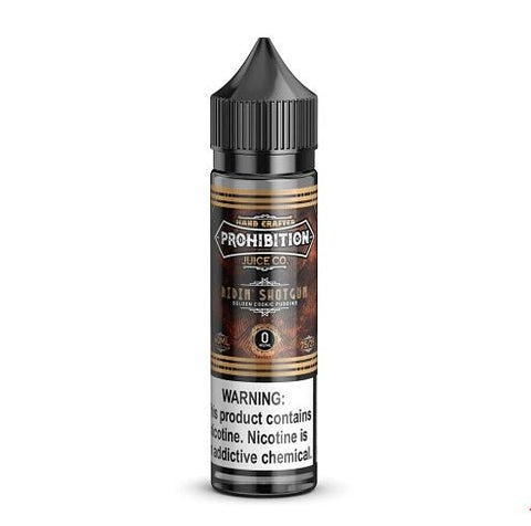 Ridin' Shotgun (Golden Cookie Pudding) - Prohibition Juice Co - The Geelong Vape Co.