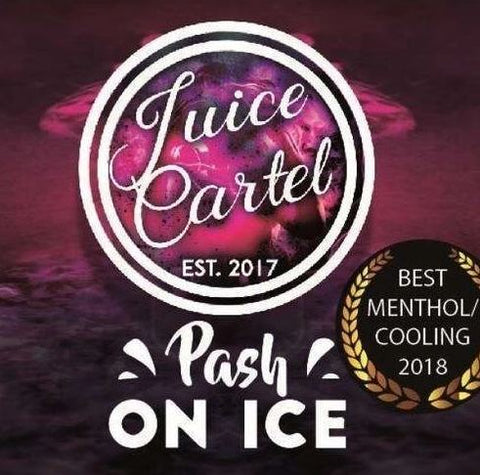 Pash On Ice - Juice Cartel - The Geelong Vape Co.