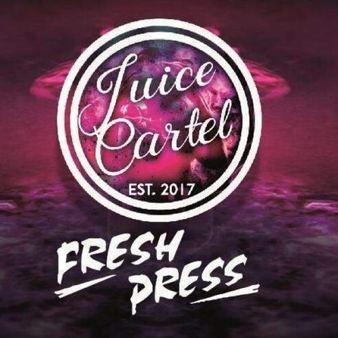 Fresh Press - Juice Cartel - Geelong Vape Co.