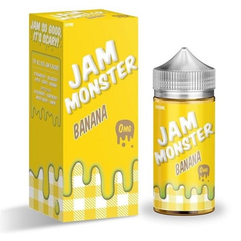 Banana - Jam Monster