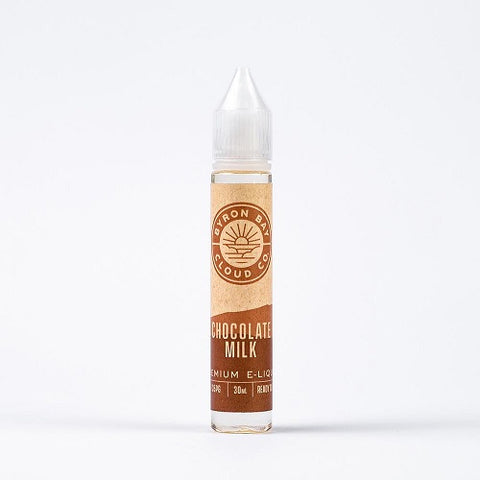 Chocolate Milk - Byron Bay Cloud Co - Geelong Vape Co.