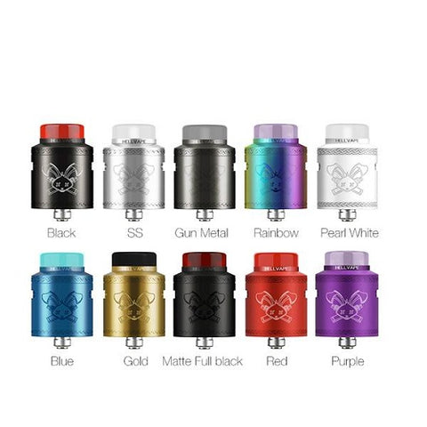 Hellvape Dead Rabbit V2 RDA - Geelong Vape Co.