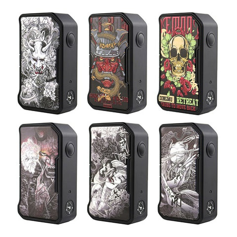 DOVPO MVV II Box Mod - The Geelong Vape Co.