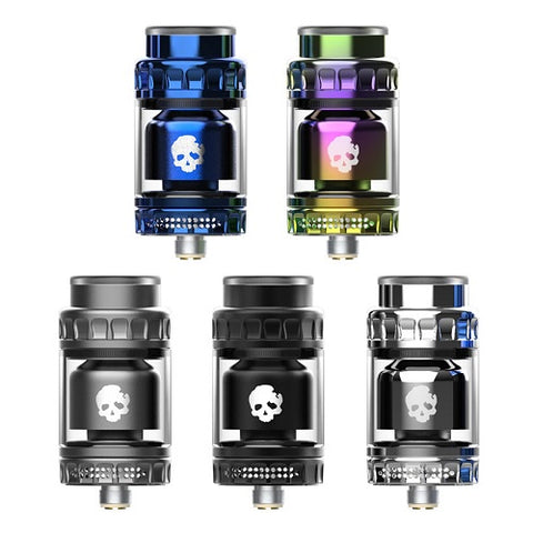 Dovpo x Vaping Bogan Blotto Mini RTA - The Geelong Vape Co.