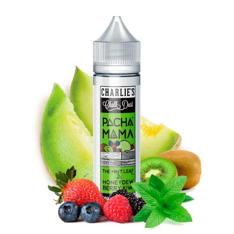 Mint Leaf Honeydew Berry Kiwi - Pacha Mama - The Geelong Vape Co.