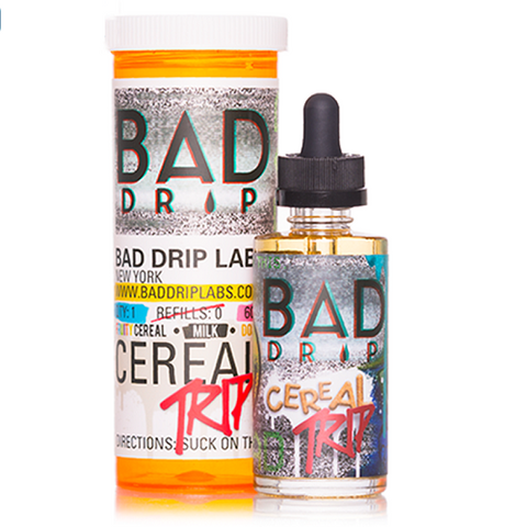 Cereal Trip by Bad Drip Labs