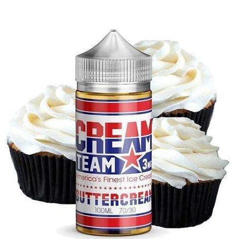 Buttercream - Cream Team - Geelong Vape Co.