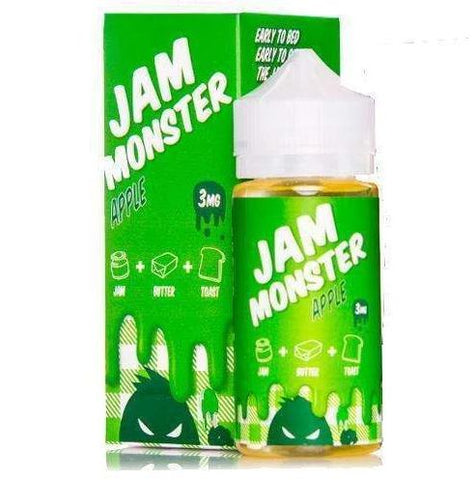 Apple - Jam Monster - Geelong Vape Co.