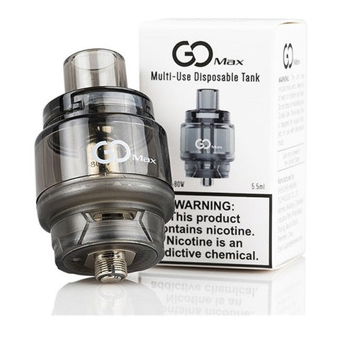 Innokin GoMax Disposable 5.5ml Tank - Geelong Vape Co.