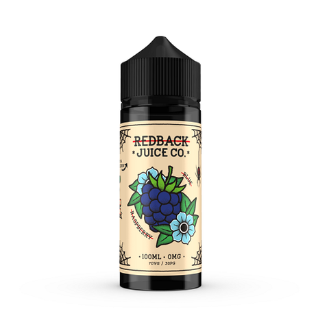 Blue Raspberry by Redback Juice Co