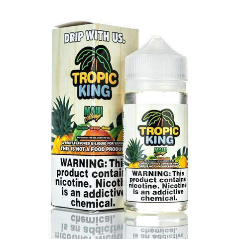Maui Mango - Tropic King - Geelong Vape Co.