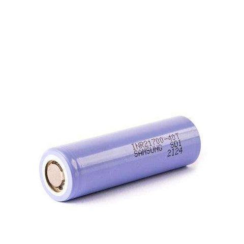 Samsung 40T 21700 4000 mAh 30A Battery - Geelong Vape Co.