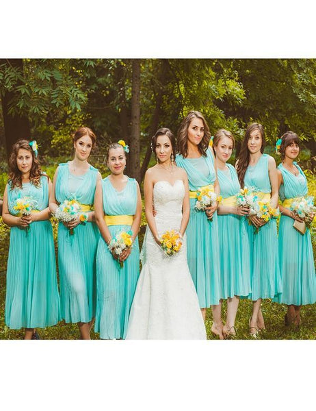 Handmade Bridesmaid Dress,Simple Bridesmaid Dress,Pretty Bridesmaid Dress , A-line Bridesmaid dress ,PD101