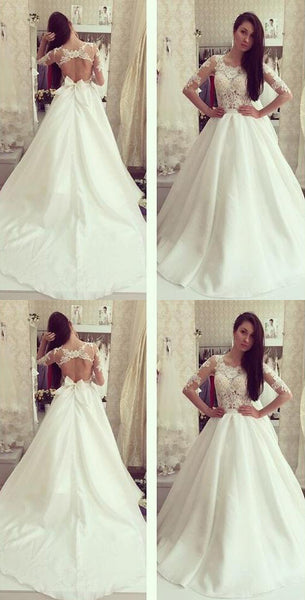 Wedding Dresses, Wedding Gown,Lace Wedding Gowns