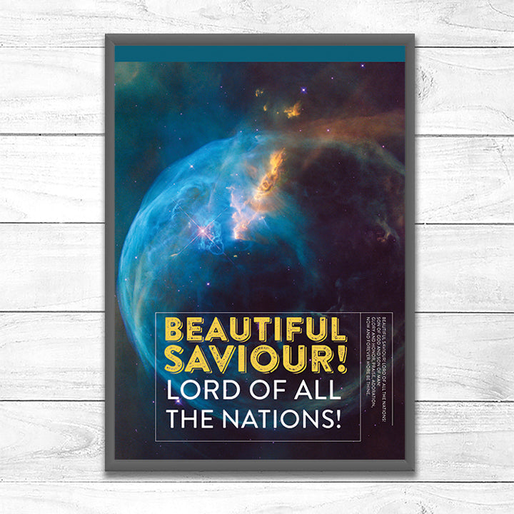 'Beautiful Saviour' Poster