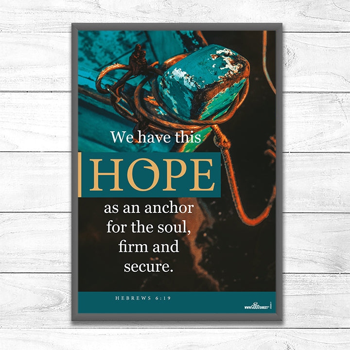 Hope <p> (Hebrews 6)