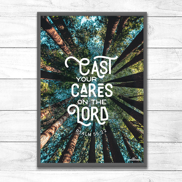 Cast Your Cares