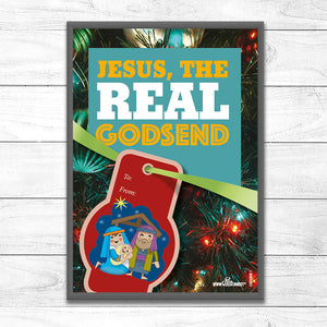 Jesus, The Real Godsend
