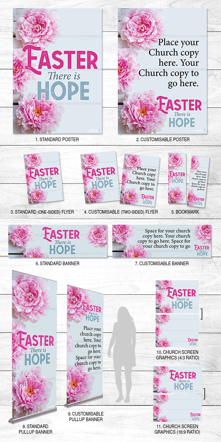 Easter<p>There is Hope