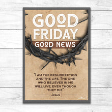 Good Friday<p>Good News