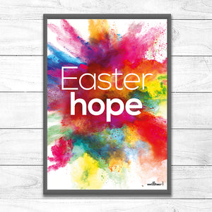 Easter Hope <p> (Colour Burst)