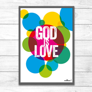 Circles <p> (God is Love)