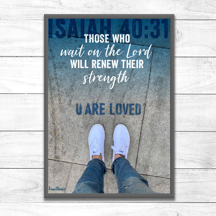 U Are Loved<p>Wait on the Lord (version two)