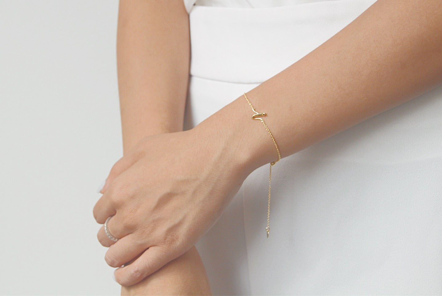 "The Love Collect - ""I"" Bracelet"