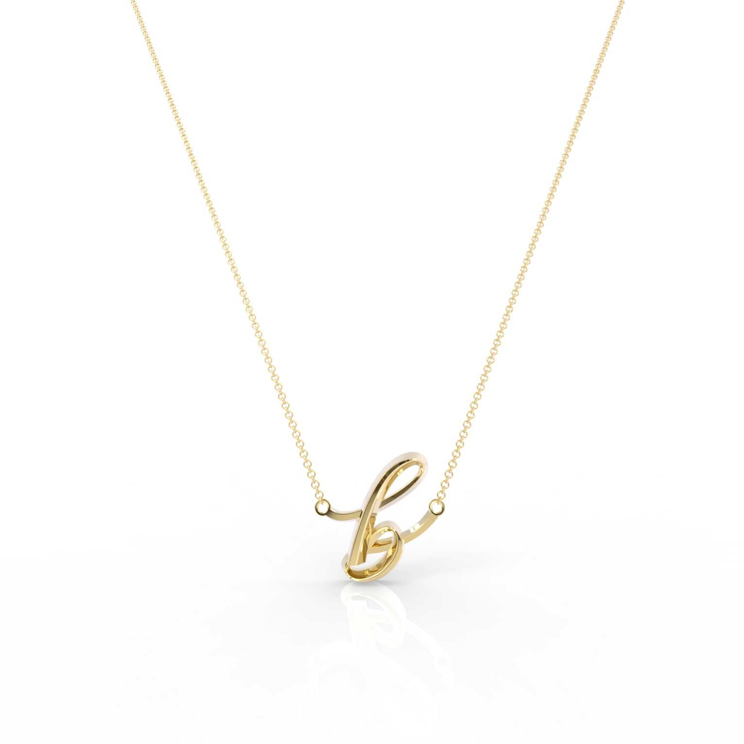 "The Love Collect - ""B"" Necklace"