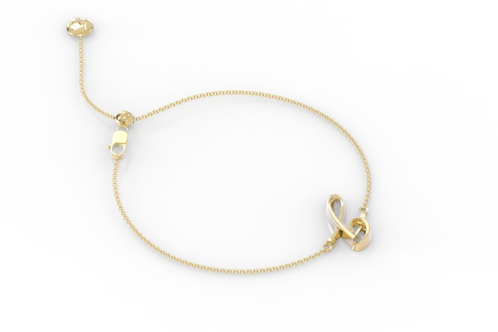 "The Love Collect - ""B"" Bracelet"