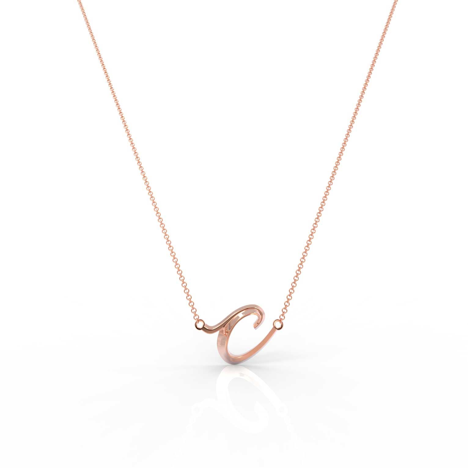 "The Love Collect - ""C"" Necklace"
