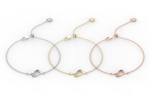 "The Love Collect - ""C"" Bracelet"
