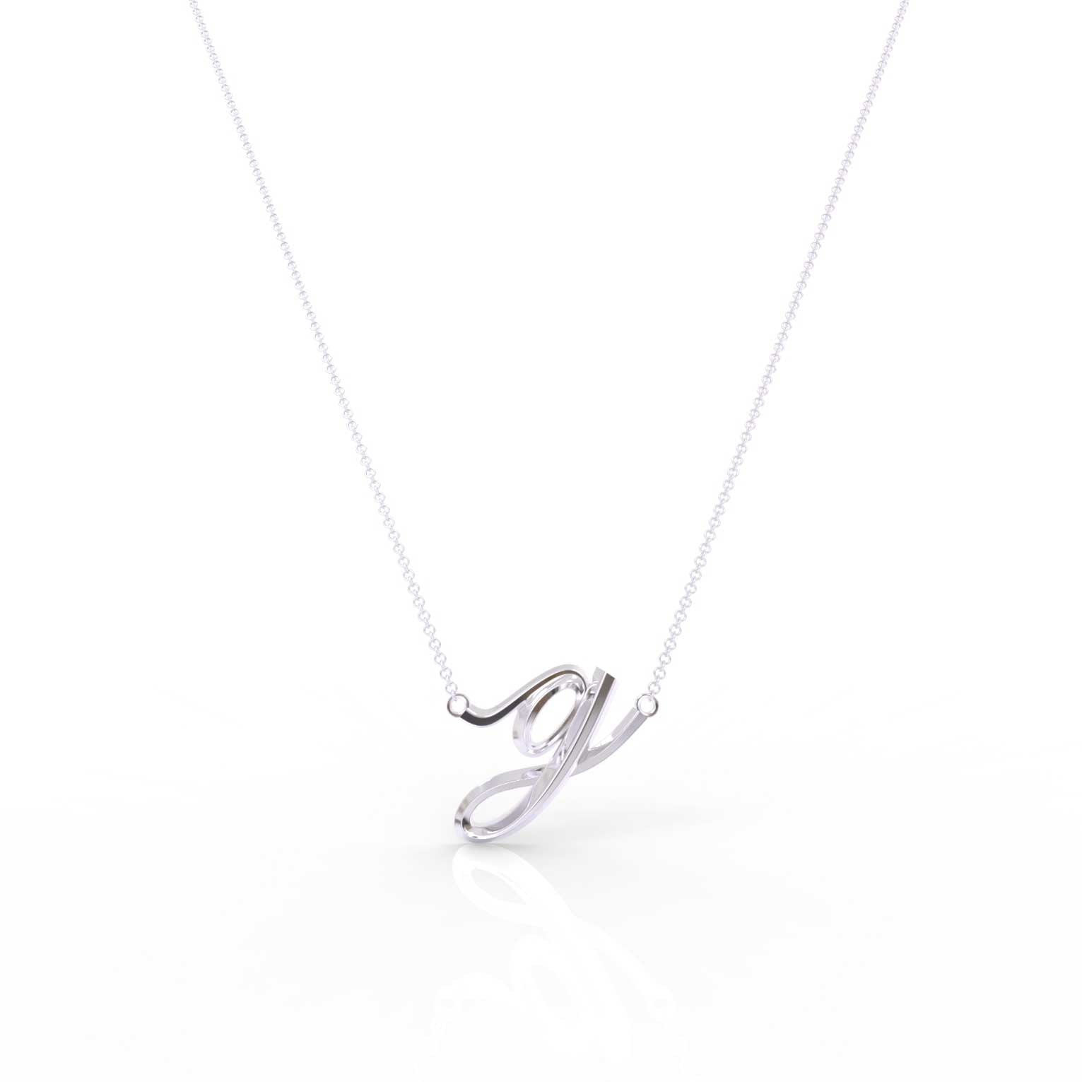 "The Love Collect - ""G"" Necklace"