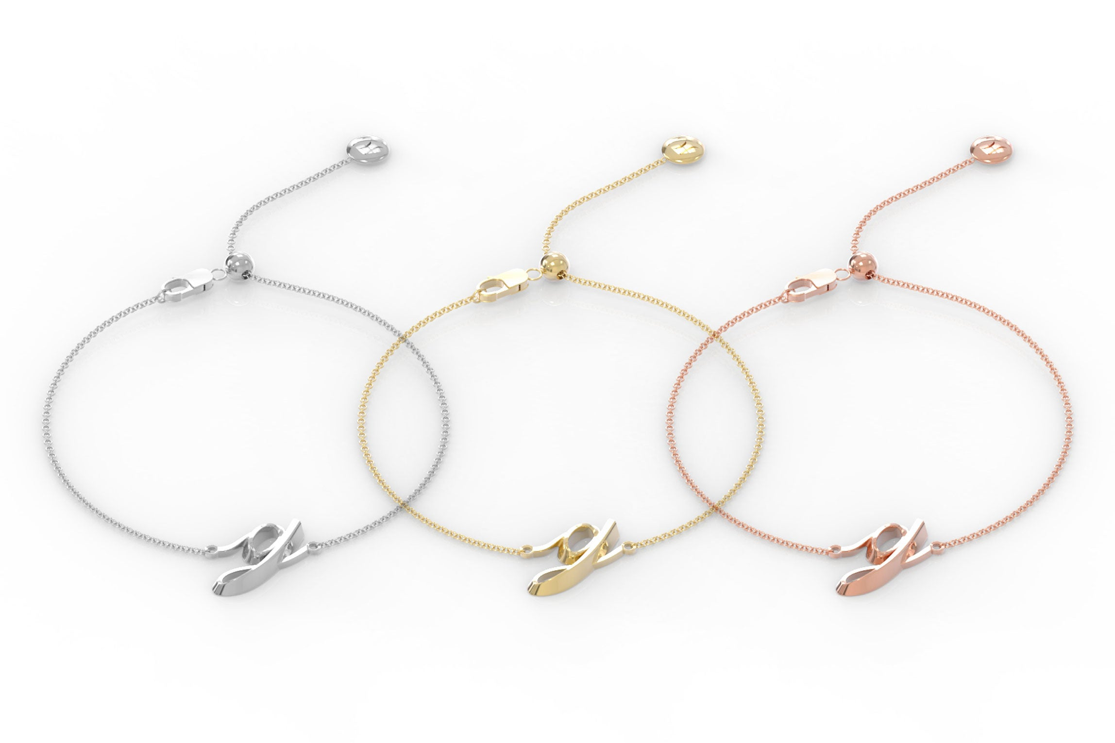 "The Love Collect - ""G"" Bracelet"