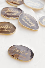 Agate Placecards