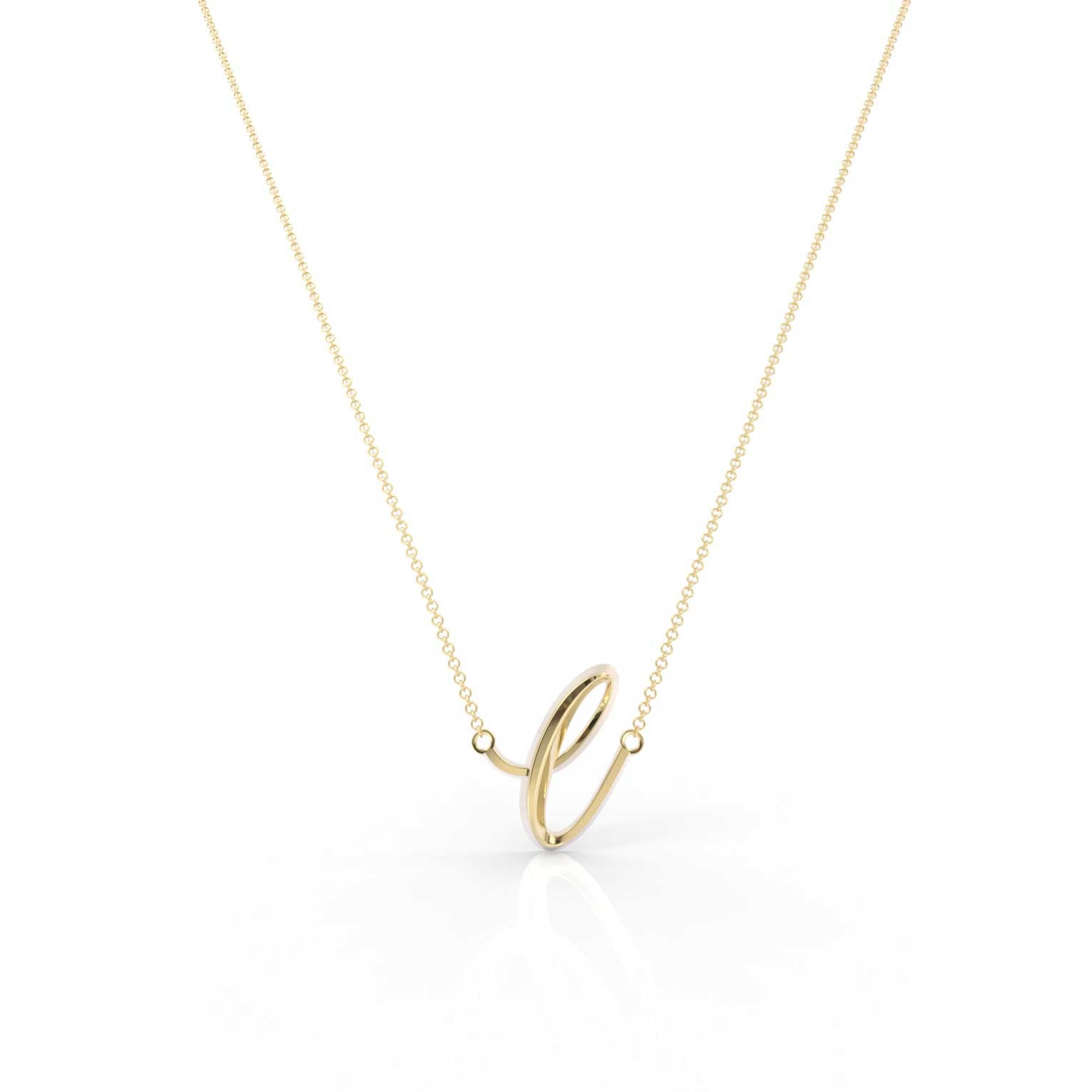"The Love Collect - ""L"" Necklace"