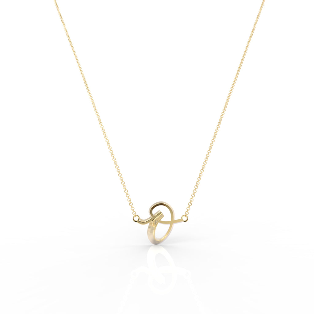 "The Love Collect - ""O"" Necklace"