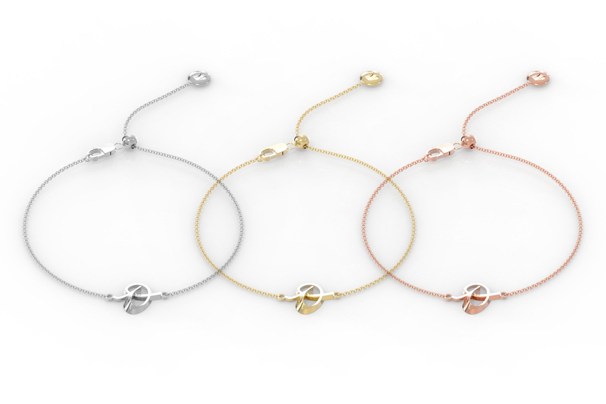 "The Love Collect - ""O"" Bracelet"