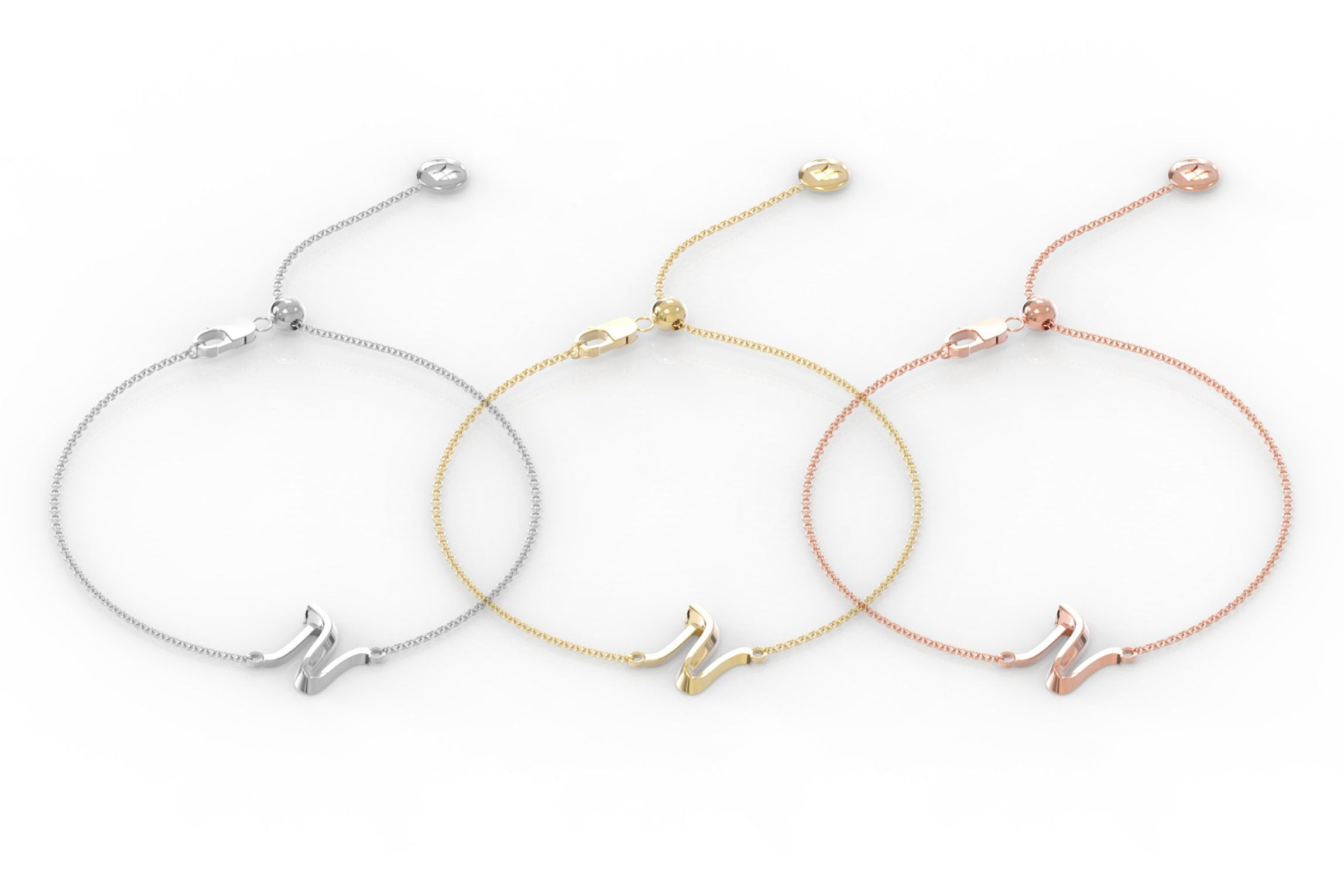 "The Love Collect - ""R"" Bracelet"