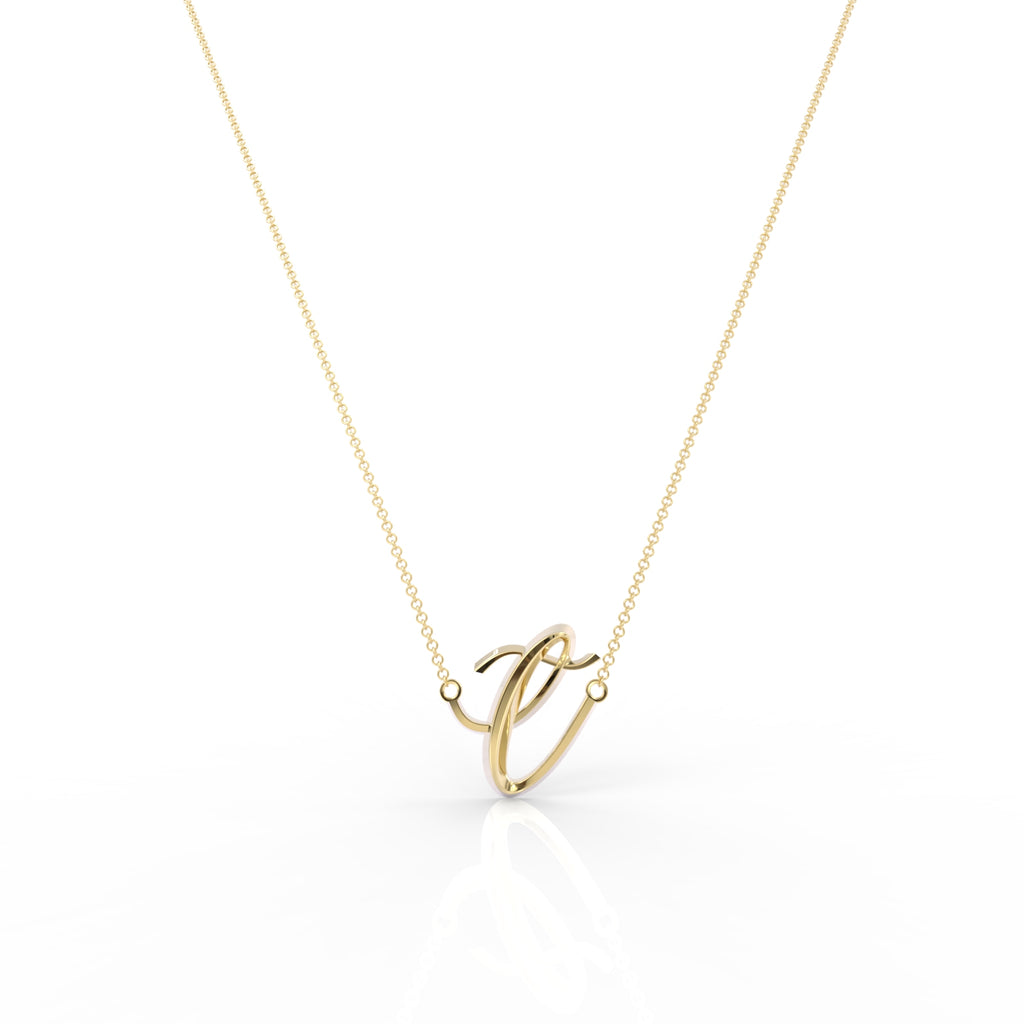 "The Love Collect - ""T"" Necklace"