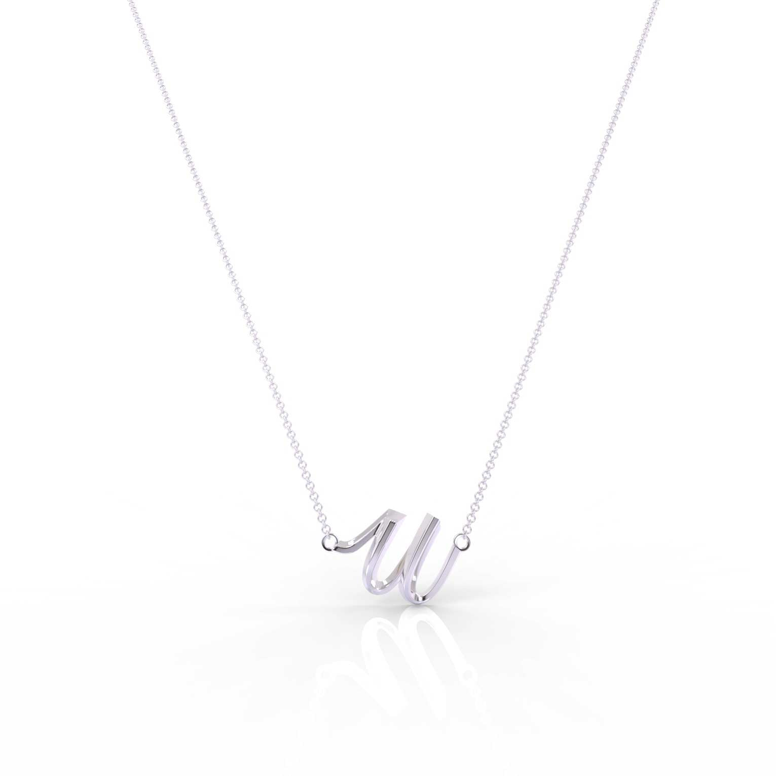 "The Love Collect - ""U"" Necklace"