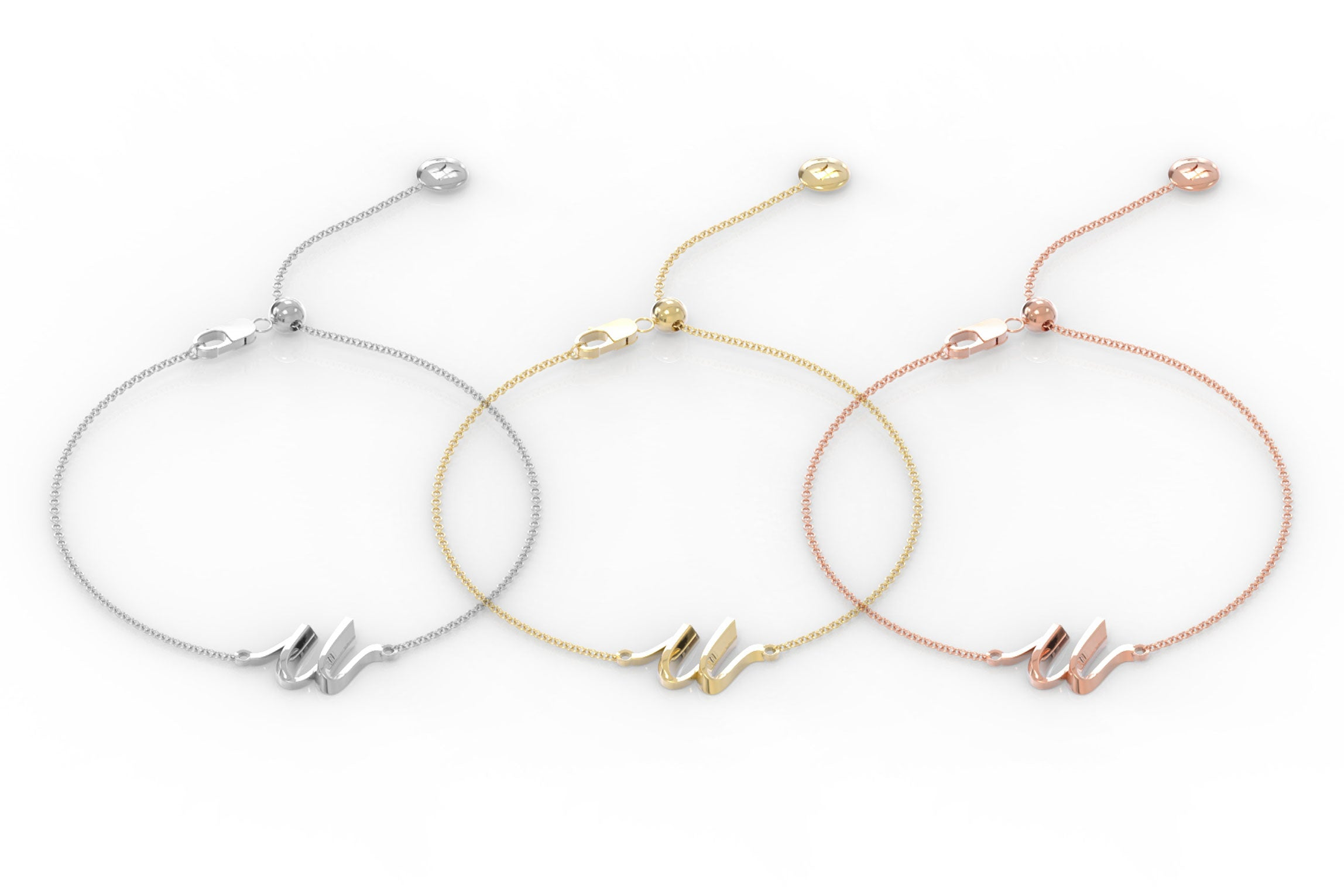 "The Love Collect - ""U"" Bracelet"