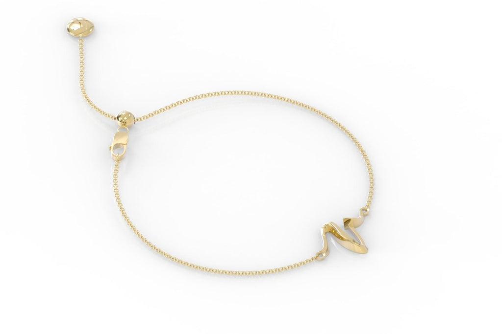 "The Love Collect - ""V"" Bracelet"
