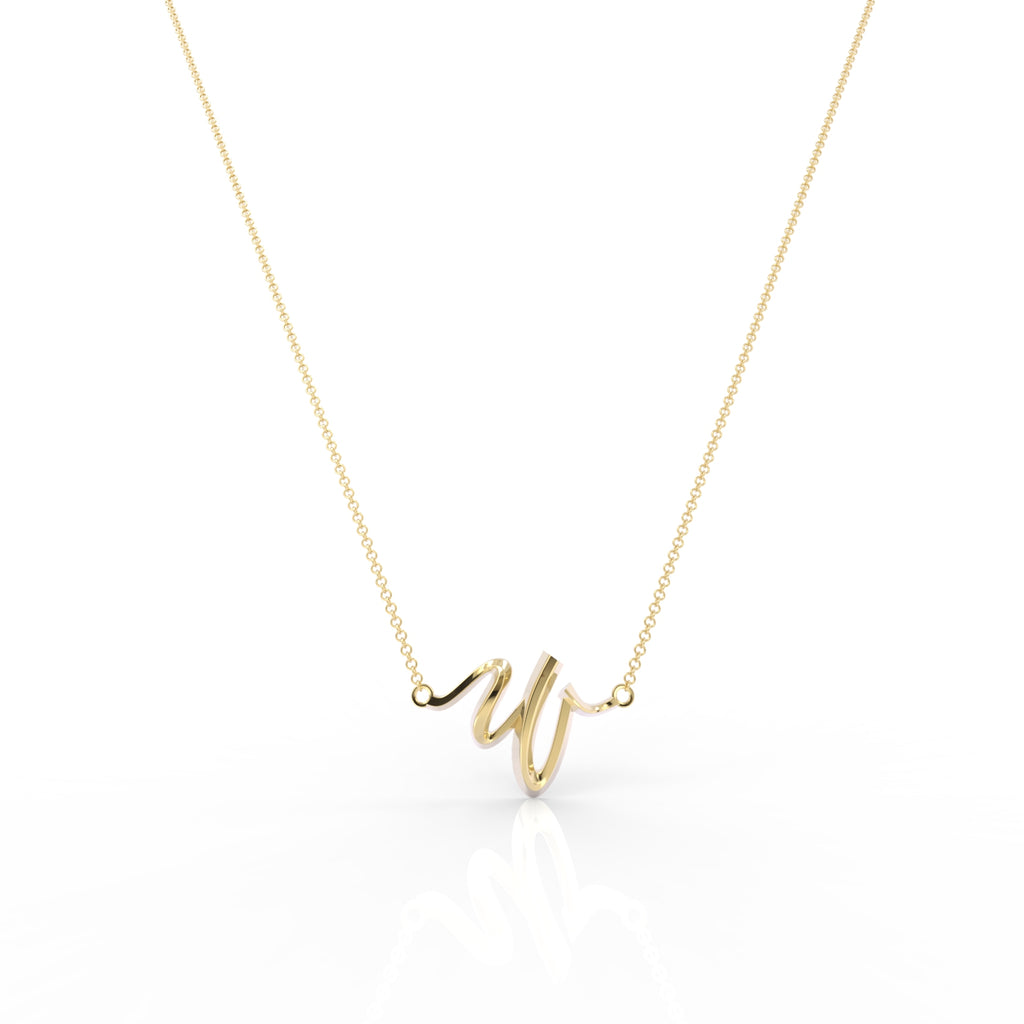 "The Love Collect - ""W"" Necklace"