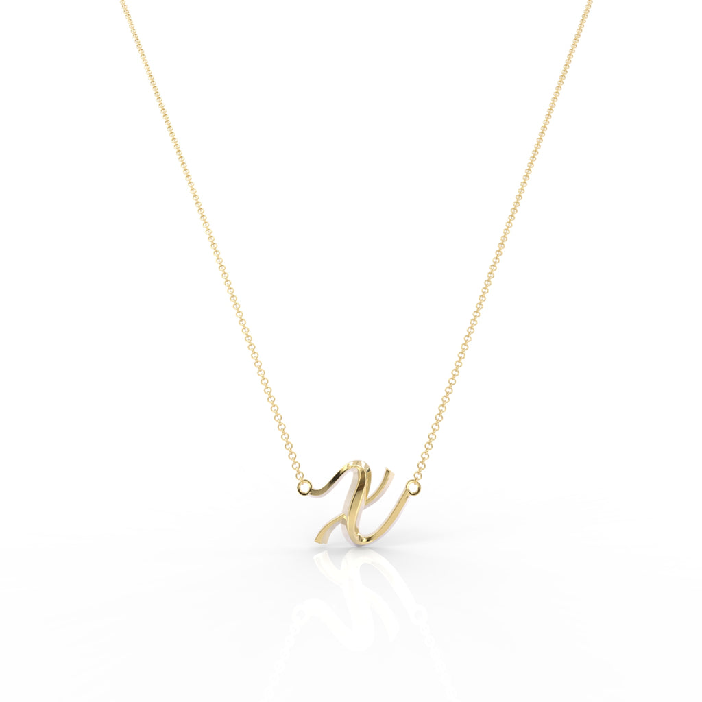 "The Love Collect - ""X"" Necklace"