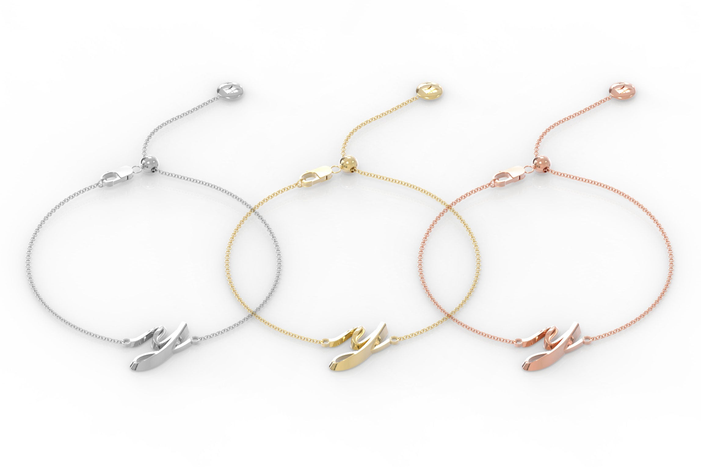 "The Love Collect - ""Y"" Bracelet"